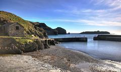 Mullion Cove, Cornwall (Baz Richardson) Tags: islands coast cornwall cliffs nationaltrust harbours lizardpeninsula mullioncove cornishharbours