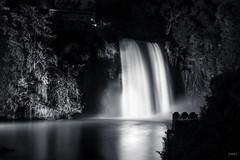 Lisera (Naebula) Tags: blackandwhite bw white black fall water monochrome night mono mood fiume falls bn falling bandw acqua bianco nero biancoenero liri fiumeliri cascatagrande