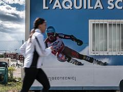 Static (Giulio Gigante) Tags: street leica people urban italy ski colors italia colori sci abruzzo giulio leicacamera laquila leicadlux eccoqua giulionikon giuliogigante giuliogigantecom