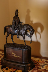 The Duke's shadow (neil.bulman) Tags: shadow england arthur suffolk unitedkingdom nt duke wellington gb nationaltrust dukeofwellington ickworthhouse burysaintedmunds arthurdukeofwellington