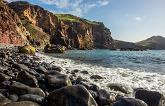So Loureno (pietkagab) Tags: ocean trip travel portugal water trekking photography pentax cove sightseeing cliffs atlantic adventure madeira k5 saolorenco pentaxk5ii pietkagab piotrgaborek