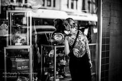 MONO7174 (H.M.Lentalk) Tags: life new leica city people urban white black monochrome tattoo 50mm town sydney australia m noctilux aussie 50 newtown asph f095 typ 246 095 noctiluxm 109550
