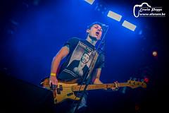Not On Tour (Metalkrant) Tags: festival rock metal punk belgium ska hardcore punkrock facetoface juliettelewis mefirstandthegimmegimmes juliettethelicks themovielife sum41 madcaddies groezrock flatcat venerea notontour metalkrant erwinpoppe groezrock2016 nouseforanamefriends