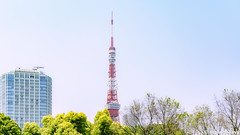 Uncommom Places 316 (Harimau Kayu (AKA Sumatra-Tiger)) Tags: japan tokyo cityscape tokyotower urbanskyline urbanscenery urbanasia tokyoskyline