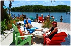The Getaway Tiki Bar - St Petersburg, Florida (lagergrenjan) Tags: st bar florida getaway petersburg tiki blvd gandy
