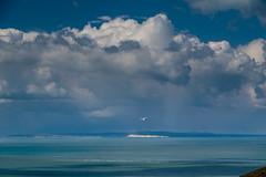 Looking towards the Isle of Purbeck - DSCF8329 (s0ulsurfing) Tags: nature coast fuji natural coastal april fujifilm coastline isle wight purbeck 2016 s0ulsurfing xt1
