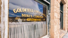 Old Gold (joeqc) Tags: county canon office nevada nv goldfield 6d esmeralda ef1740f4l