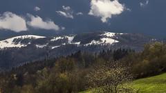Le dernier sursaut de l'hiver? (mrieffly) Tags: neige canoneos50d valledelathur vosgesalsace 100400issriel printemps2016
