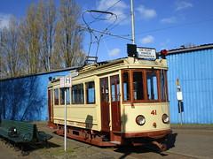 GTG tram 41 Amsterdam (Arthur-A) Tags: netherlands amsterdam museum nederland tram groningen streetcar tramway ema museumtram strassenbahn electrico tranvia gtg tramvia