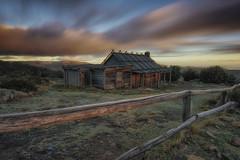 Craig's Hut (aldog1977) Tags: mountains hut le lee highcountry longexp