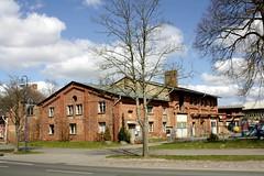 Hansestadt Anklam IMG_0266 (nb-hjwmpa) Tags: vorpommern hansestadt waagenbau anklam