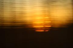 (minna-L) Tags: sunset sun abstract canon evening spring shadows bokeh shutters blinds 60d