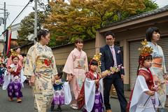 a colourful parade (Pic_Joy) Tags: portrait festival japan costume spring kyoto asia traditional blossoms culture traditions parade   sakura cherryblossoms procession  jinja hanami         hirano  hiranoshrine   sakuraparade