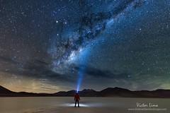 Night Explorer (vglima1975) Tags: travel nature night stars landscape places galaxy milkyway inexplore piedrasrojas