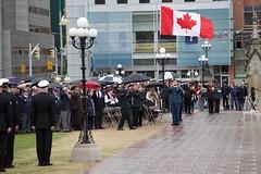 Last Post (Mark Blevis) Tags: ottawa wwii ceremony parade atlantic parliamenthill battleoftheatlantic