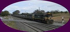 X44-A85 on Apex (damos photos) Tags: bulldog apex pn 2010 a85 aclass vline freightaustralia xclass x44 freightvictoria