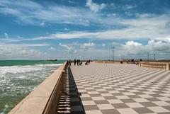 Terrazza Mascagni (Emiliano Bussi) Tags: sea mare lungomare livorno terrazzamascagni nikond3000 lungomarelivorno