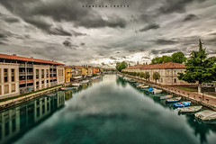 Mincio (Gianluca Crotti) Tags: lago garda italia nuvole verona brescia lombardia veneto
