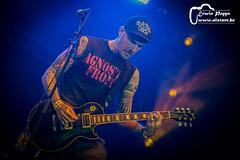 Venerea (Metalkrant) Tags: festival rock metal punk belgium ska hardcore punkrock facetoface juliettelewis mefirstandthegimmegimmes juliettethelicks themovielife sum41 madcaddies groezrock flatcat venerea notontour metalkrant erwinpoppe groezrock2016 nouseforanamefriends