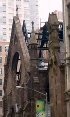 St. Sava After the Fire (edenpictures) Tags: newyorkcity church fire aftermath manhattan landmark morningafter historic damage flatirondistrict saintsava serbianorthodoxcathedral