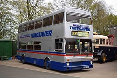 Timesaver saved (MCW1987) Tags: travel west mk2 preserved midlands metrobus mcw timesaver wythall 2912 bammot d912nda