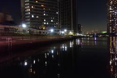 Reimeibashi Park (tomogon) Tags: tokyonightcruise yakatabune sonycybershotdscrx100