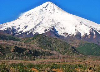 Volcan lanin,patagonia Argentina