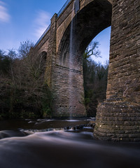 Long Exposure Aquaduct (Boyd Forrest) Tags: bridge big nikon long exposure forrest tripod lee boyd stopper 1224f4 d7200