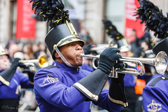 EGP15242 (Enrique Guadiz Photography) Tags: usa london cheerleaders post newyear parade bands marching eveningstandard darcy huffington oake 2016 londonist timeoutlondon lnydp