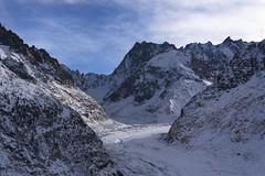 Visite au Montenvers #2 : la Mer de Glace, the Sea of Ice , Chamonix Mont-Blanc (Claude Jenkins) Tags: glaciers merdeglace aiguilles tacul chamonixmontblanc jorasses montenvers seaofice latierraunparaiso