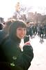 Watching Traditional Japanese Parade (Apricot Cafe) Tags: street winter people woman sunlight holiday girl smile japan walking tokyo outdoor traditional happiness parade daytime asakusa joyful japaneseculture setsubun traditionaljapan canonef1635mmf28liiusm setsubune img628628