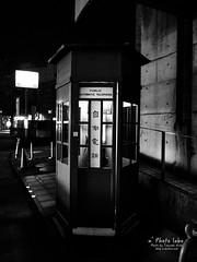自動電話 (nishibou at n' Photo labo) Tags: japan yokohama kanagawa 横浜 神奈川