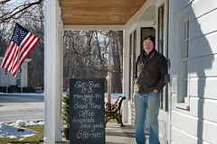Vischer Ferry General Store 03 - Eric Waits (George - with over 2 mil views - THANKS) Tags: winter usa newyork coffee architecture us cafe tea unitedstatesofamerica january coffeeshop upstatenewyork newyorkstate generalstore foodanddrink hamlet rivercrossing americanhistory ruralscenes nationalregisterofhistoricplaces smallbusiness mohawkriver ruralvillage acdseepro saratogacounty vischerferry businessandindustry photogeorge octagonalcolumns nikond750 vischerferrycountrystore