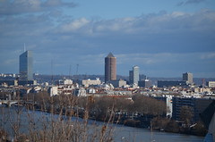 DSC_0839 (Samolymp) Tags: panorama skyline skyscraper la tour lyon co crayon 3e incity partdieu oxygne lyonnais crdit mulatire