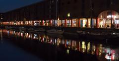 Albert Dock shops, Liverpool (m_c2012) Tags: england liverpool albertdock merseyside