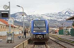 X73638 (- Oliver -) Tags: train alpes gare gap sncf rhone ter ater x73500 x73600 x73638