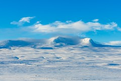 Mt. Trollakirkja Holtavorduheidi (Einar Schioth) Tags: winter cloud mountain mountains ice nature clouds canon landscape photo iceland day outdoor ngc picture sland nationalgeographic holtavorduheidi einarschioth mttrollakirkja mttrllakirkja