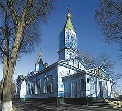 Храм сщмч.Макария Киевского (на Татарке)