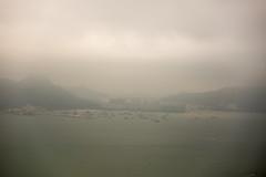 China (Homemade) Tags: china sea mountains boats hongkong aeroplane hills sonydscrx100