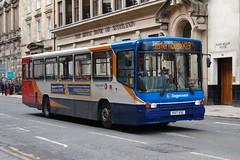 Stagecoach Volvo B10M-55 20517 R517VSE - Glasgow (dwb transport photos) Tags: bus volvo glasgow alexander stagecoach 20517 r517vse