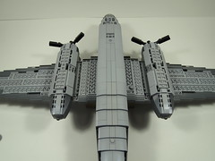 IMG_5575 (nelsoma84) Tags: tokyo lego north american mitchell bomber allies b25 raider doolittle usaaf