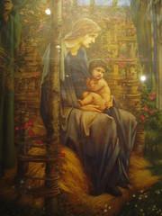Virgin & Child (Aidan McRae Thomson) Tags: museum painting birmingham artgallery westmidlands preraphaelite burnejones bmag