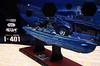 右側元 (Bill Sung) Tags: model bluesteel 401 arpeggio 戰艦 變形 変形 蒼藍 アルペジオ 伊401 イオナ