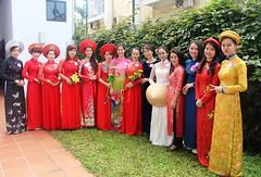 International Women's Day 2016: Miss Ao Dai (La Residence Hue Hotel & Spa) Tags: traditionaldress beautycontest aodai vietnamesetraditionaldress laresidencehotelspa missaodai