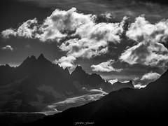 Lumire du Matin (Frdric Fossard) Tags: nature montagne lumire glacier contraste paysage clart aiguilledutour luminosit glacierdutour