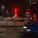 rote Ampel am Bahnübergang traffic light