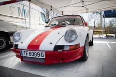 Porsche 911 (Eric D A) Tags: auto old classic cars car race vintage germany automobile antique g rally 911 automotive catalonia racing girona made porsche series motor catalunya 1980 supercar antiguo coches catalua vitoria motorsport carrera revival motoracing clasicos