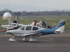 N53LG Cirrus SR22 (Aircaft @ Gloucestershire Airport By James) Tags: james airport gloucestershire lloyds cirrus sr22 egbj n53lg