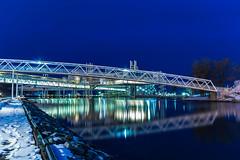 Ontario Place (explored) (Nicoli OZ Mathews) Tags: nightphotography toronto ontarioplace