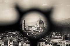 Duomo di Firenze (www.massimonicoli.com) Tags: city italy landscape florence italian italia view cathedral catedral ciudad paisaje da florencia vista firenze duomo michelangelo paesaggio parcheggio citt italiano italiy leandscape